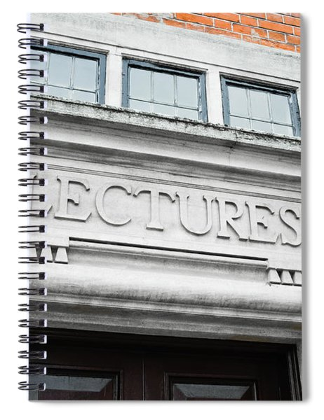 Lecture Theatre Spiral Notebook