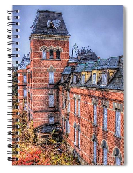 Left Standing  Spiral Notebook