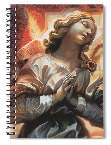 Legacy Spiral Notebook