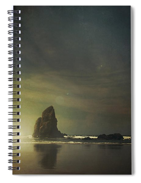 Let Love Shine Through Spiral Notebook