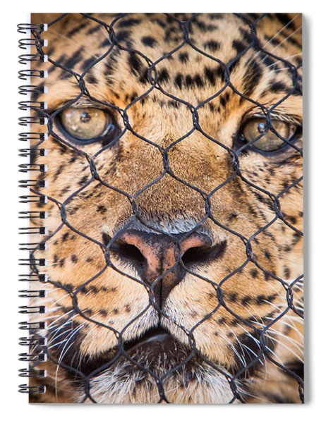 Let Me Out Spiral Notebook
