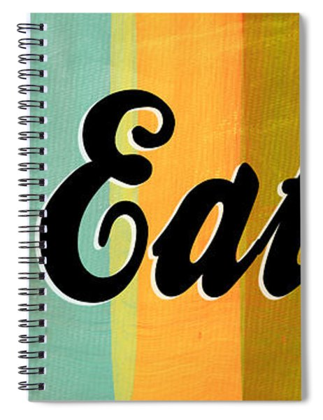 Let's Eat This Spiral Notebook