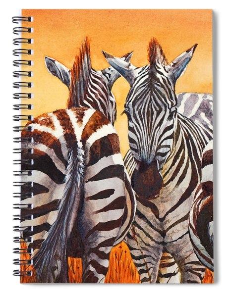 Lets Face It We Are Lost Spiral Notebook