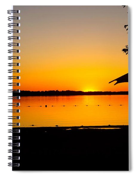 Lifeguard Off Duty Spiral Notebook