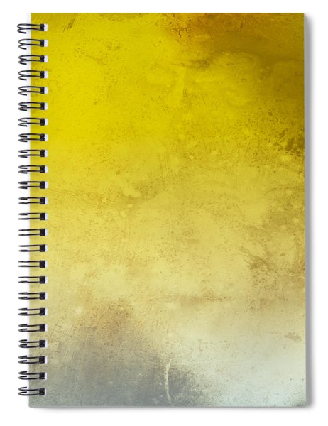 Light Spiral Notebook