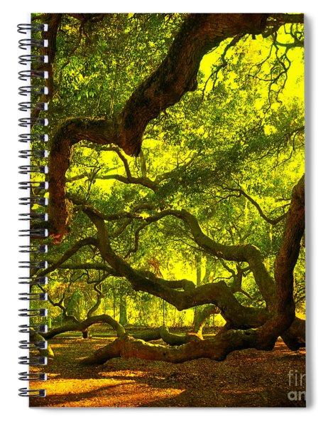 Lighter Version 40x40 Spiral Notebook