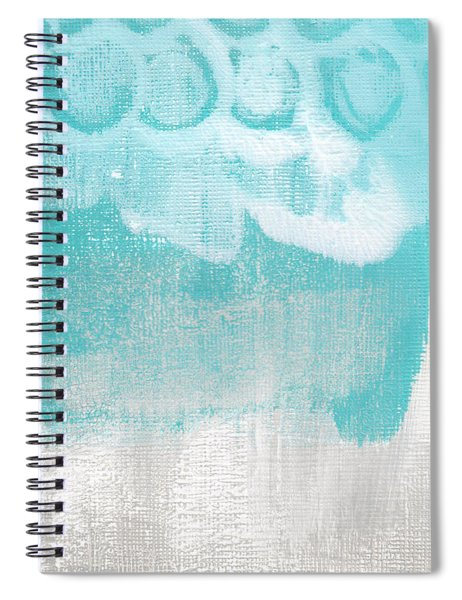 Like A Prayer- Abstract Painting Spiral Notebook