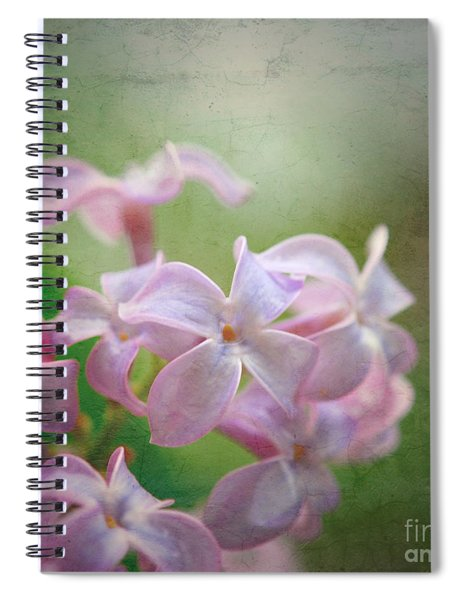 Lilac Dreaming  Spiral Notebook