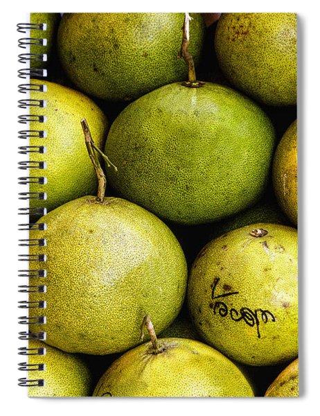 Limes Spiral Notebook
