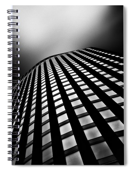 Lines Of Learning Spiral Notebook