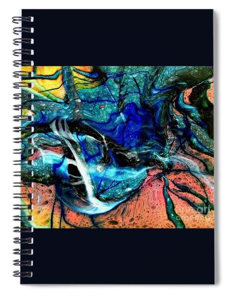 Liquidity Spiral Notebook