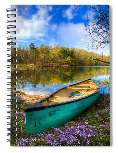 Little Bit Of Heaven Spiral Notebook