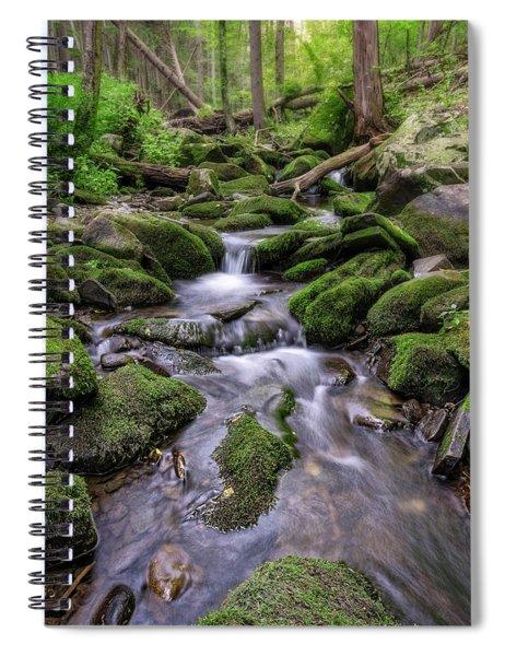 Little Bush Kill Spiral Notebook