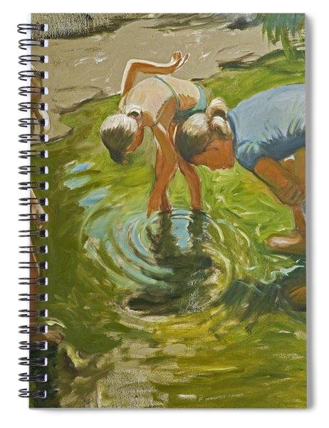 Little Fish Spiral Notebook