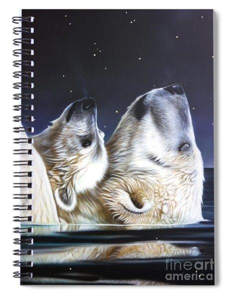 Little Star Spiral Notebook