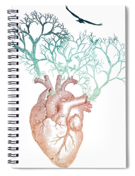 Live Spiral Notebook