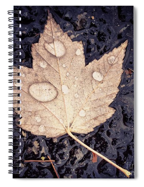 Live With Intention  Spiral Notebook