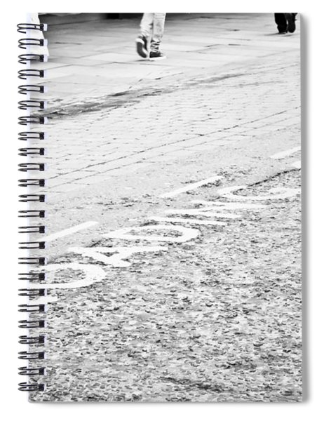 Loading Area Spiral Notebook