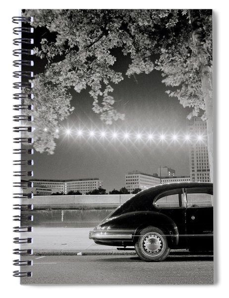 Classic London Spiral Notebook