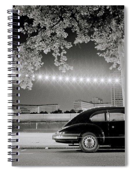 Classic London Spiral Notebook