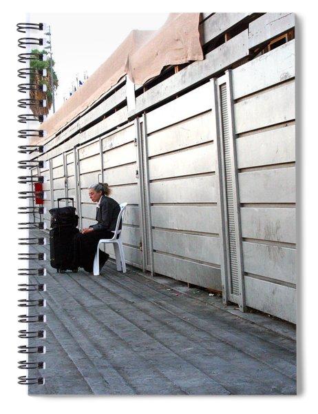 Homeless - 2 Spiral Notebook