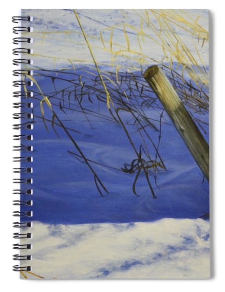 Lonely Relic Spiral Notebook