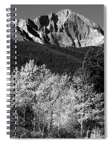 Longs Peak 14256 Ft Spiral Notebook