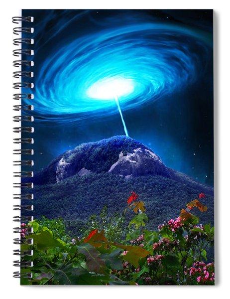 Looking Glass Rock Event 2 Spiral Notebook