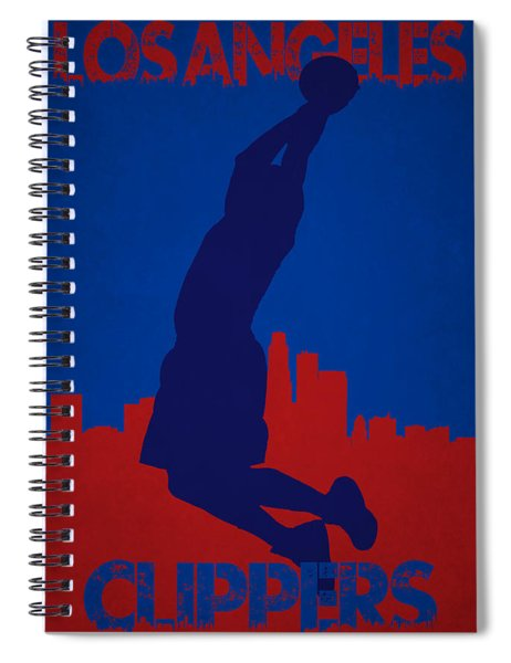 Los Angeles Clippers Blake Griffin Spiral Notebook