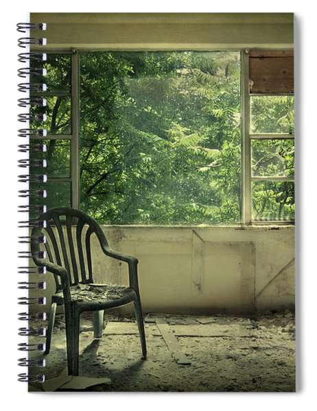 Lose Your Delusions Spiral Notebook