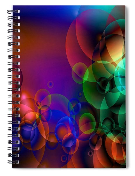 Lost 1 Spiral Notebook