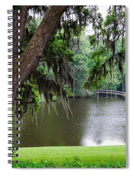 Lost Bridge Spiral Notebook