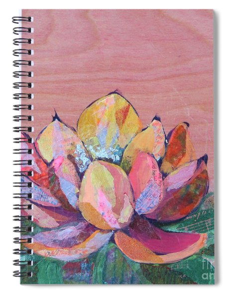 Lotus I Spiral Notebook