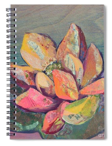 Lotus IIi Spiral Notebook
