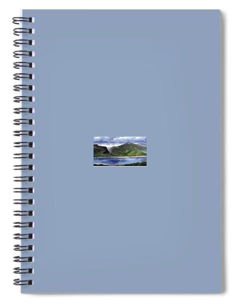 Loughros Bay Ireland Spiral Notebook