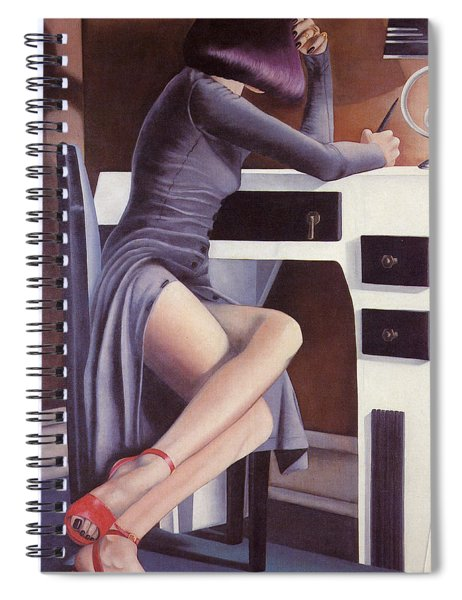 Louise Spiral Notebook