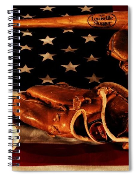 Louisville Slugger Spiral Notebook