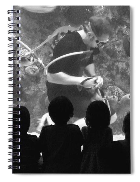 Love Being A Kid Spiral Notebook