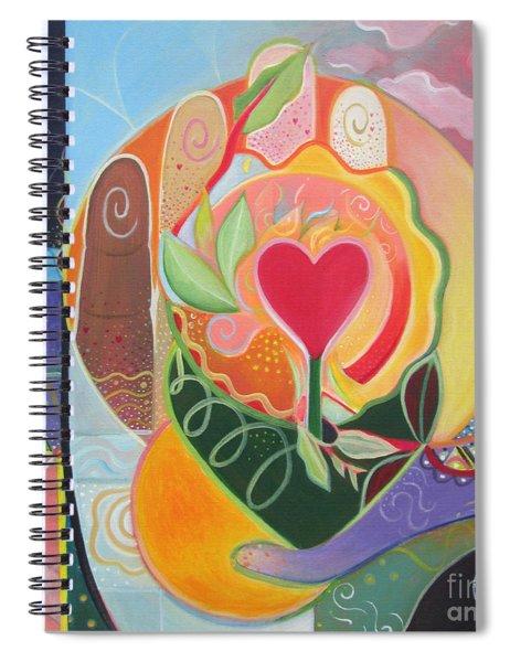 Love Is Love Spiral Notebook