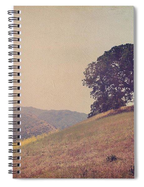 Love Lifts Us Up Spiral Notebook