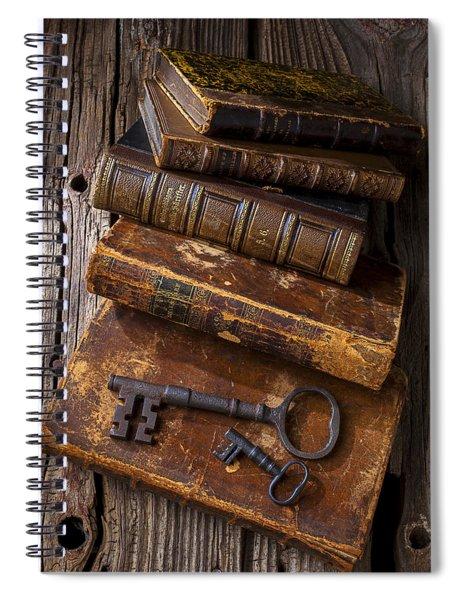 Love Reading Spiral Notebook