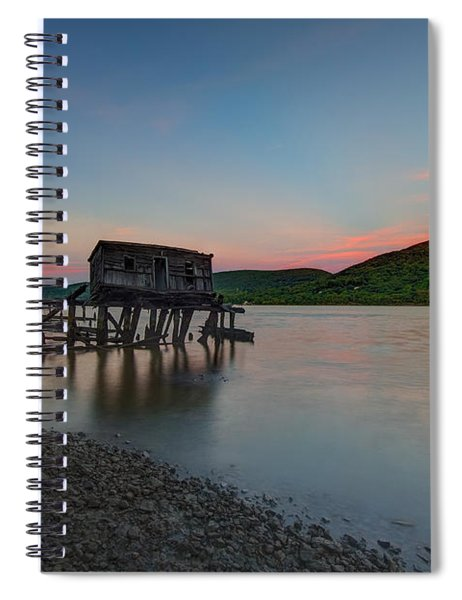 Love Shack Spiral Notebook