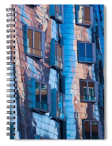 Low Angle View Of A Building, Neuer Spiral Notebook