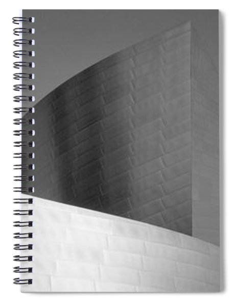 Low Angle View Of A Building, Walt Spiral Notebook