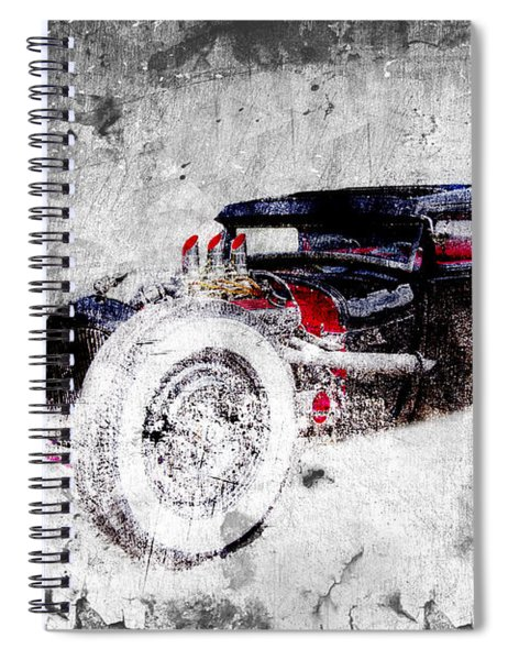 Low Boy Spiral Notebook