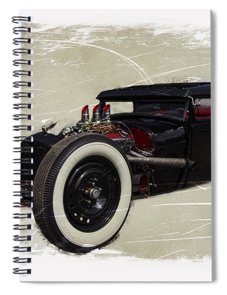 Low Boy V2.0 Spiral Notebook