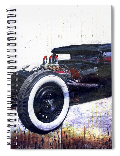 Low Boy V3.0 Spiral Notebook