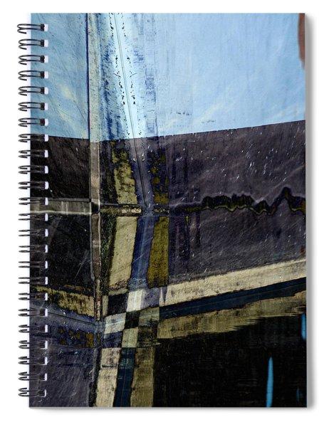 Low Tide 4 Spiral Notebook