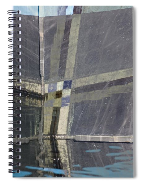 Low Tide 5 Spiral Notebook