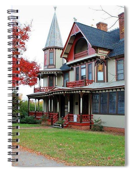 Lowenstein-henkel House Spiral Notebook